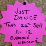 Just Dance September